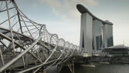 Singapore City Stock Footage