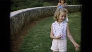 1964: a outdoor scene HAWAII Stock Footage