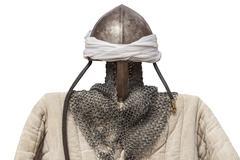 Reconquest moorish warriors armour suit Stock Photos