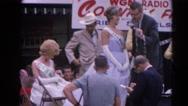 1964: winning contestant RACINE, WISCONSIN Stock Footage