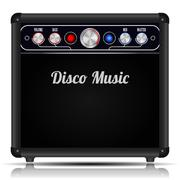 Electric Guitar Amplifier Piirros