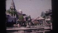 1962: temple square area sacred worship religious location CALCUTTA Stock Footage