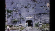 1951: a tourist area is seen FLORIDA Stock Footage