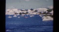 1951: a water area is seen FLORIDA Stock Footage