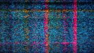 TV roll malfunction - Video Flux 064 HD, 4K Stock Video Stock Footage