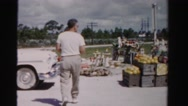 1955: let's load some groceries MIAMI, FLORIDA Stock Footage