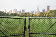 New York City Central Park Stock Photos