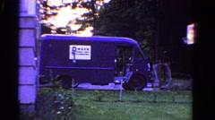 1958: process of movie making MINNESOTA Stock Footage