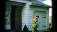 1961: scout scene HAGERSTOWN, MARYLAND Stock Footage