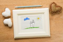 The sweetest moments Stock Photos