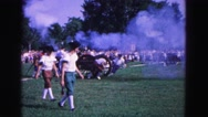 1964: parade is seen WILLIAMSBURG Stock Footage