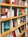 BUCHAREST, ROMANIA - SEPTEMBER 21, 2016: Latest Famous Novels For Sale In Lib Stock Photos