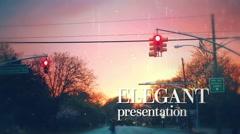 Promo Slideshow Opener Kuvapankki erikoistehosteet