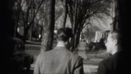 1946: when together, we have fun HARRISBURG Stock Footage