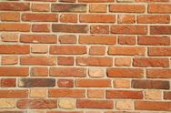 Brick wall texure Stock Photos