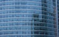 Office building facade Stock Photos