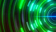 HD Loopable Background with nice scifi abstract Stock Footage