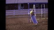 1975: swing scene is seen CALIFORNIA Stock Footage