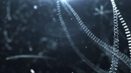 Particles dust abstract light bokeh motion titles cinematic background 39 Stock Footage