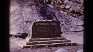 1953: tourist area is seen CALIFORNIA Stock Footage