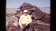 1953: desert area is seen CALIFORNIA Stock Footage