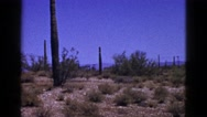 1953: two desert landscapes CALIFORNIA Stock Footage