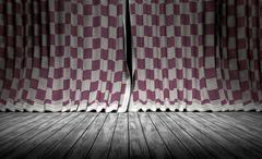 Abstract background. Fabric texture Curtains. Piirros