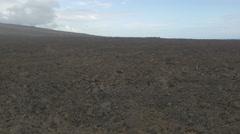 Hawaii (Maui) vulcanic rocks | Drone shot | Aerial Shot Stock Footage