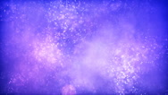HD Loopable Background with nice abstract particles Stock Footage
