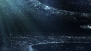 Particles dust abstract light bokeh motion titles cinematic background 14 Stock Footage