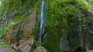Berchtesgaden National Park Wimbach klamm Waterfall Gorge Canyon valley Germany Stock Photos