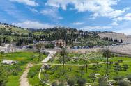 Mount of Olives, Jerusalem Stock Photos