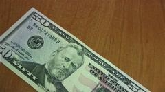 50 Dollar Bills Arkistovideo