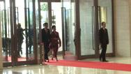 Joko Widodo Indonesian President Stock Footage