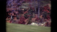 1947: forest area is seen MIDDLETOWN Stock Footage