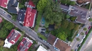 4k Aerial of Charleston South Carolina at Sunrise Stock Footage