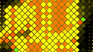 HD Loopable Background with nice yellow abstract Stock Footage