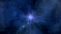 Through the Universe Stock Footage