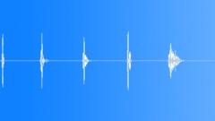 Single Bubbles Pack Sound Effect