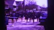 1974: parade is seen LYNBROOK, NEW YORK Stock Footage