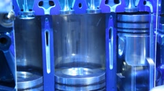 Modern combustion engine Arkistovideo