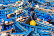 Essaouira in Morocco Stock Photos