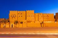 Taourirt Kasbah, Ouarzazate Stock Photos