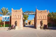 Cinema Museum, Ouarzazate Stock Photos