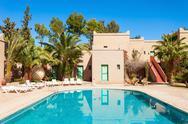Oscar Hotel, Ouarzazate Stock Photos