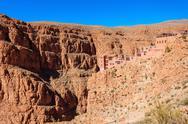 Dades Gorge, Morocco Stock Photos