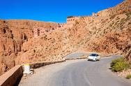 Dades Gorge, Morocco Stock Photos