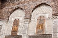 Al Attarine Madrasa Stock Photos