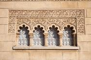 Mausoleum Mohammed V Stock Photos