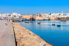Medina in Rabat Stock Photos